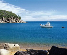 Magnetic Island National Park Logo and Images