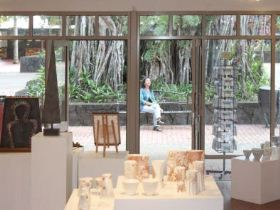 Kuranda Arts Cooperative Gallery Logo and Images