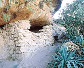 Hermits Caves and Lookout Logo and Images