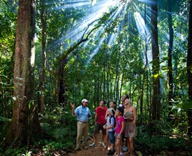 Mossman Gorge Centre Logo and Images