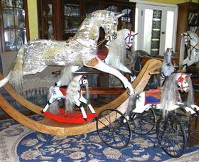Rocking Horse Restorations Logo and Images