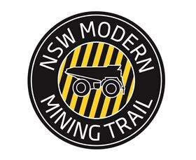 NSW Modern Mining Trail Logo and Images