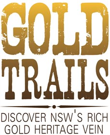 Gold Trails Logo and Images