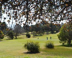 Narrandera Golf Course Logo and Images