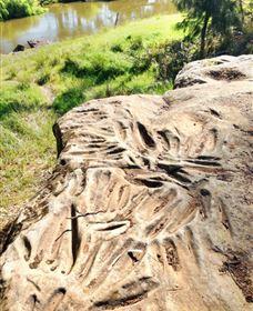 Terramungamine Rock Grooves Image
