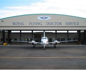 Royal Flying Doctor Service Dubbo Base Education Centre Dubbo Image