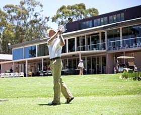 Dubbo Golf Club Logo and Images