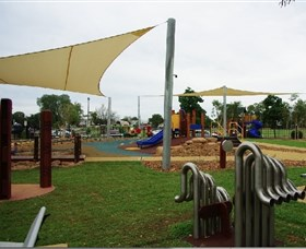 Livvi's Place Playground Logo and Images