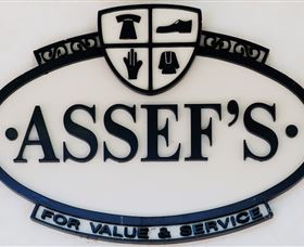 Assef's Logo and Images