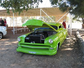 Moree Motor Enthusiasts Logo and Images
