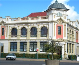 Moree Plains Gallery Logo and Images