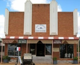 Dunedoo Art and Crafts Logo and Images