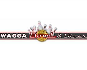 Wagga Bowl and Diner Logo and Images