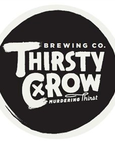 Thirsty Crow Brewery Logo and Images