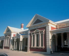 Wagga Wagga Rail Heritage Museum Logo and Images