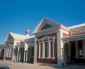 Wagga Wagga Rail Heritage Museum Logo and Images