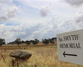 Sergeant Smyth Memorial Logo and Images