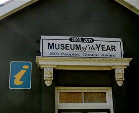 Benalla Costume and Kelly Museum Logo and Images