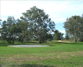 Culcairn Golf Club Logo and Images