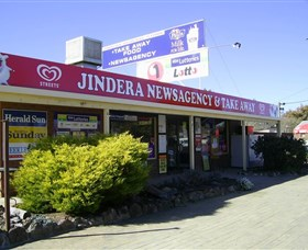 Jindera General Store and Cafe Logo and Images