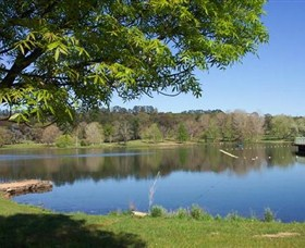 Lake Canobolas Reserve Logo and Images