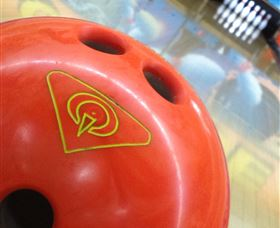 Orange Tenpin Bowl Logo and Images