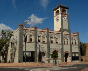 Gunnedah Cultural Precinct Logo and Images