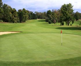 Commercial Golf Course Logo and Images