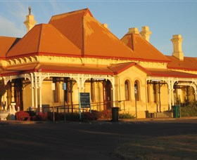Armidale Railway Museum Logo and Images