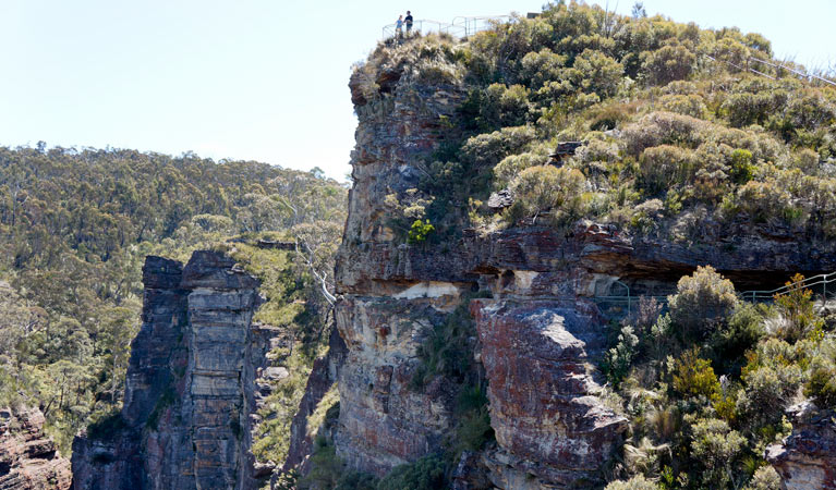 Pulpit Rock lookout Logo and Images