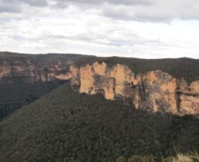 Evans Lookout Logo and Images