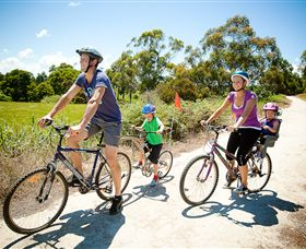 Great Southern Rail Trail Logo and Images
