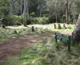 Barrington Tops State Forest Logo and Images