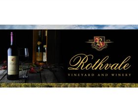 Rothvale Vineyard and Winery Logo and Images