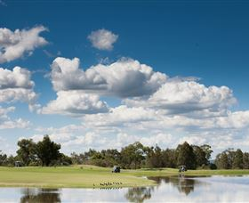 Cypress Lakes Golf and Country Club - by Oaks Hotels and Resorts Logo and Images