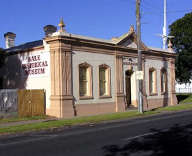 Sale Historical Museum Logo and Images