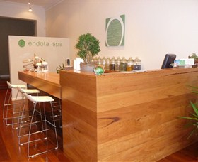 Endota Spa Bowral Logo and Images