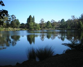 Lake Alexandra Reserve Logo and Images