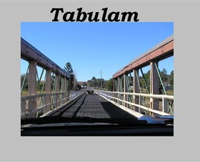 Tabulam Scenic Drive Logo and Images
