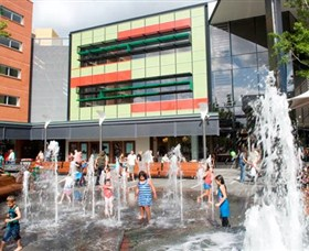 Rouse Hill Town Centre Logo and Images