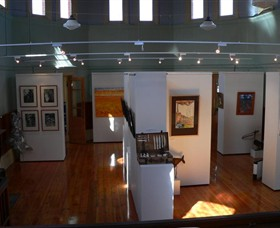 Yarram Courthouse Gallery Inc Logo and Images
