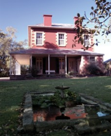 Tocal Homestead Logo and Images