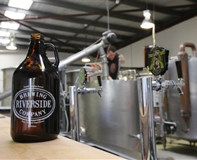 Riverside Brewing Co Logo and Images