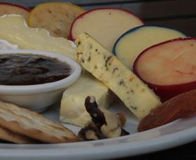 Maleny Cheese Logo and Images