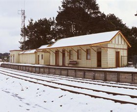 Robertson Heritage Railway Station Image