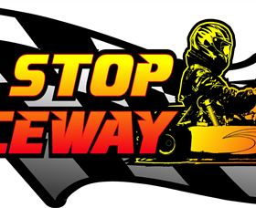 Pit Stop Raceway Logo and Images