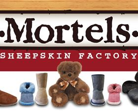 Mortels Sheepskin Factory Logo and Images