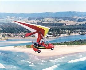 Sydney Microlight Centre Logo and Images