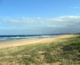 Corrimal Beach Logo and Images