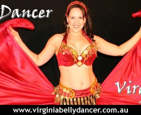 Cinnamon Twist Belly Dance Logo and Images